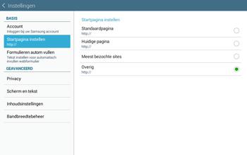 Samsung T535 Galaxy Tab 4 10-1 - Internet - Handmatig instellen - Stap 25