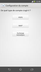 Sony D2303 Xperia M2 - E-mail - Configuration manuelle - Étape 7