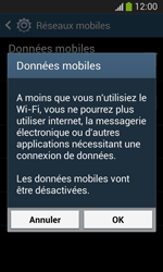 Samsung Galaxy S3 Lite (I8200) - Internet - activer ou désactiver - Étape 7