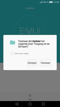 Huawei P9 Plus - Software update - update installeren zonder PC - Stap 5