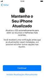 Apple iPhone 6 - iOS 12 - Primeiros passos - Como ativar seu aparelho - Etapa 21