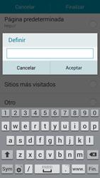 Samsung G900F Galaxy S5 - Internet - Configurar Internet - Paso 25