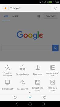 Huawei Mate S - Internet - navigation sur Internet - Étape 15