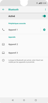 Wiko View 2 - Bluetooth - connexion Bluetooth - Étape 11