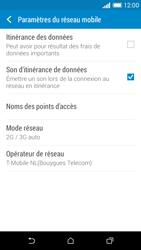 HTC Desire 610 - Internet et connexion - Activer la 4G - Étape 5