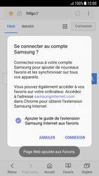 Samsung Galaxy A5 (2016) - Android Nougat - Internet - navigation sur Internet - Étape 10