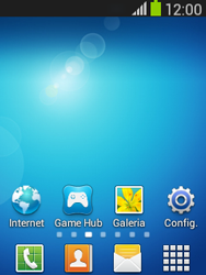 Samsung S5310B Galaxy Pocket Neo - Primeiros passos - Baixar o manual - Etapa 1