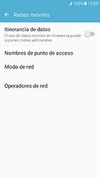Samsung Galaxy J5 (2016) - Red - Seleccionar una red - Paso 5