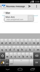 Acer Liquid E600 - E-mail - envoyer un e-mail - Étape 5