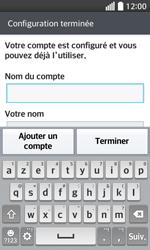 LG F70 - E-mails - Ajouter ou modifier un compte e-mail - Étape 17