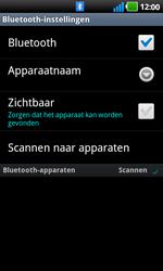 LG P970 Optimus Black - Bluetooth - koppelen met ander apparaat - Stap 8