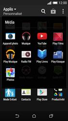 HTC Desire 510 - Photos, vidéos, musique - Ecouter de la musique - Étape 4