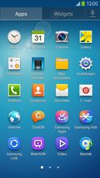 Samsung I9505 Galaxy S IV LTE - E-mail - handmatig instellen - Stap 3