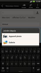 HTC S728e One X Plus - E-mail - envoyer un e-mail - Étape 10