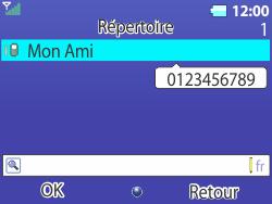 Bouygues Telecom Bc 311 - Contact, Appels, SMS/MMS - Envoyer un MMS - Étape 15