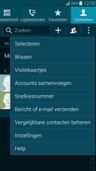 Samsung Galaxy Alpha 4G (SM-G850F) - Contacten en data - Contacten kopiëren van toestel naar SIM - Stap 5