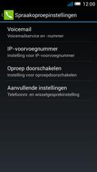 Alcatel POP C7 (OT-7041X) - Voicemail - handmatig instellen - Stap 8