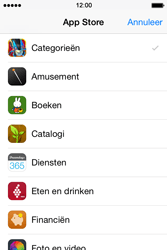 Apple iPhone 4s iOS 8 - Applicaties - Downloaden - Stap 5