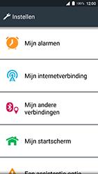 Doro 8035 - Internet - Uitzetten - Stap 5