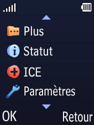 Doro Phone Easy 631 - Sécuriser votre mobile - Activer le code de verrouillage - Étape 3