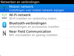 BlackBerry 9900 Bold Touch - Internet - Uitzetten - Stap 5