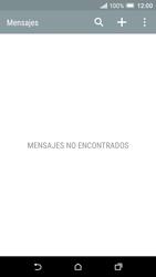 HTC One A9 - Mensajería - Escribir y enviar un mensaje multimedia - Paso 5