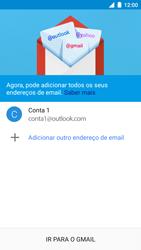 BQ Aquaris U - Email - Adicionar conta de email -  12