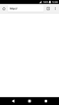 Sony Xperia XA2 Ultra - Internet - Internet browsing - Step 5