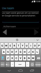Huawei Ascend P6 (Model P6-U06) - Applicaties - Account aanmaken - Stap 5