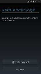 Samsung A500FU Galaxy A5 - Applications - Créer un compte - Étape 4