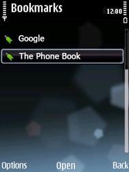 Nokia E75 - Internet - Internet browsing - Step 11