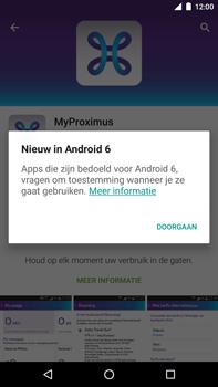 Huawei Google Nexus 6P - Applicaties - MyProximus - Stap 9