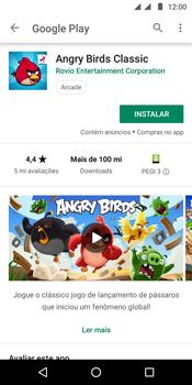 Motorola Moto G6 Play - Aplicativos - Como baixar aplicativos - Etapa 15