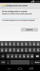 Motorola Moto X (2ª Gen) - E-mail - Configurar correo electrónico - Paso 19