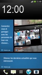 HTC One Mini - Internet - Sites web les plus populaires - Étape 1