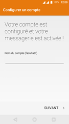 Wiko U-Feel Lite - E-mail - Configuration manuelle (outlook) - Étape 16