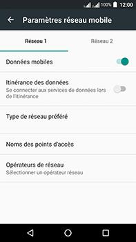 Acer Liquid Zest 4G Plus Double SIM - Internet - Désactiver les données mobiles - Étape 6
