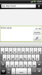 HTC Z715e Sensation XE - OS 4 ICS - MMS - hoe te versturen - Stap 8