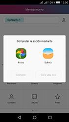 Huawei Y5 II - Mensajería - Escribir y enviar un mensaje multimedia - Paso 14