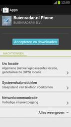 Samsung I9300 Galaxy S III - Applicaties - Downloaden - Stap 14