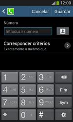 Samsung Galaxy Grand Neo - Chamadas - Bloquear chamadas de um número -  9
