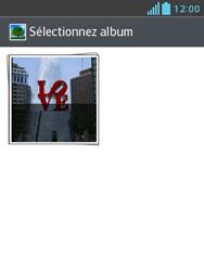 LG E430 Optimus L3 II - E-mail - Envoi d