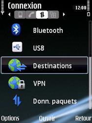 Nokia E75 - Mms - Configuration manuelle - Étape 6