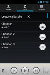 Bouygues Telecom Bs 351 - Photos, vidéos, musique - Ecouter de la musique - Étape 4