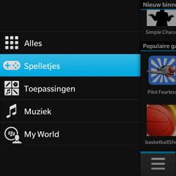 BlackBerry Q5 - Applicaties - Downloaden - Stap 10