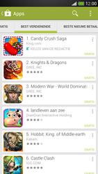 HTC One Mini - Applicaties - Downloaden - Stap 9