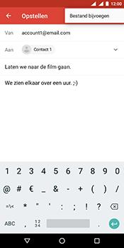 Nokia 7 Plus Dual-SIM (TA-1046) - E-mail - Hoe te versturen - Stap 10