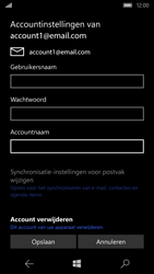 Microsoft Lumia 650 (Type RM-1152) - E-mail - Instellingen KPNMail controleren - Stap 9