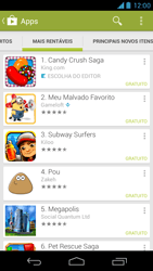Motorola Moto X - Aplicativos - Como baixar aplicativos - Etapa 8