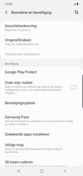 Samsung galaxy-note-10-plus-single-sim-sm-n975f - Beveiliging en ouderlijk toezicht - Zoek mijn mobiel inschakelen - Stap 5